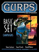 GURPS Basic Set: Campaigns