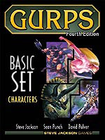 GURPS Basic Set, Third Edition – Cover