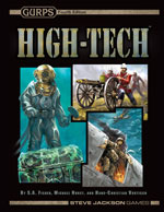 GURPS High-Tech – Cover