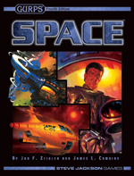 GURPS Space – Cover