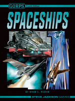 GURPS Spaceships – Cover