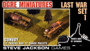 Last War Set 1 – Convoy