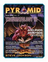 Pyramid #3/43: Thaumatology III (May 2012)